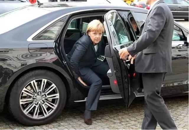 2000万的奥迪A8L你见过吗?德总理默克尔都为它自掏腰包