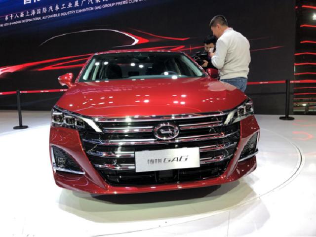 外形更大、更漂亮 2019款广汽传祺GA6上海车展正式发布