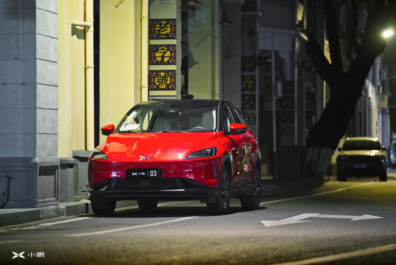 小鹏G3获C-NCAP五星评价 成国内纯电车型安全冠军