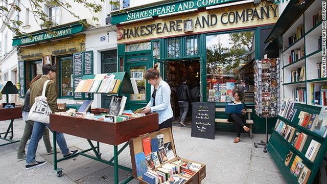 全球最棒书店大盘点 我只想天天泡在这!