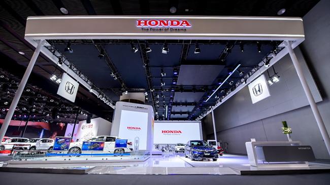 无限接近纯电动模式,Honda在中国将推插电混动技术