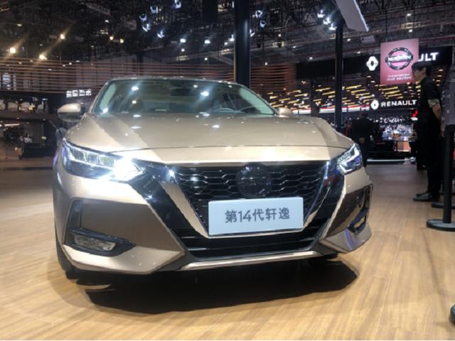 东风日产全新一代轩逸上海车展正式发布