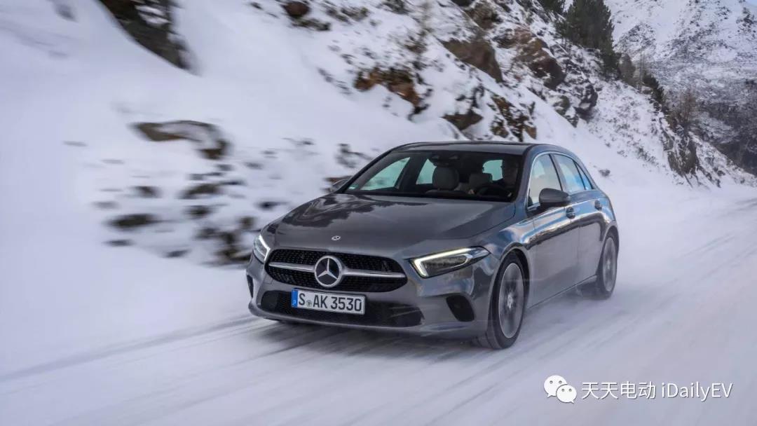 梅赛德斯-奔驰将推出A级插电混动车A250e